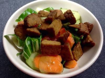 salat-tempeh